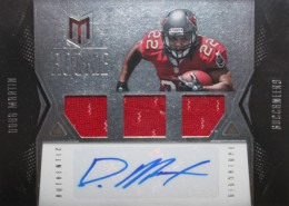 Doug Martin Rookie Cards Checklist and Guide 9