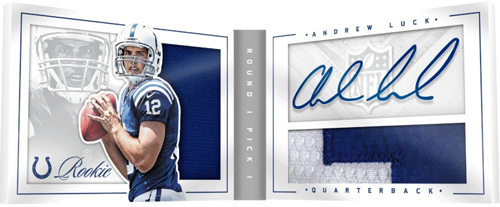 2012 Panini Playbook Football Cards 2