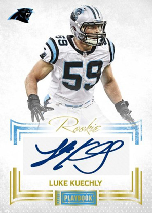 2012 Panini Playbook Football Cards 1