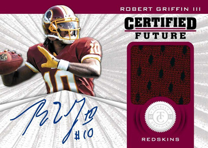 2012 Panini Totally Certified Football Cards 5