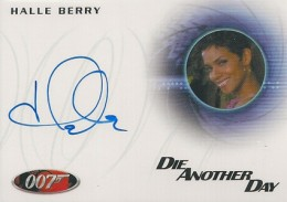 Top 10 James Bond Autographed Trading Cards 4