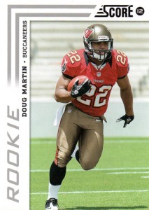 Doug Martin Rookie Cards Checklist and Guide 22