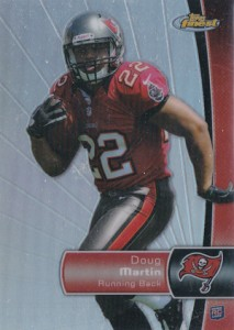 Doug Martin Rookie Cards Checklist and Guide 25