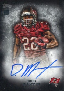 Doug Martin Rookie Cards Checklist and Guide 27