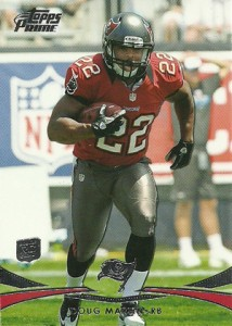 Doug Martin Rookie Cards Checklist and Guide 30