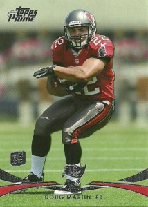 Doug Martin Rookie Cards Checklist and Guide 31