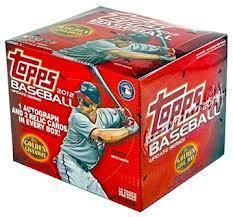 How to Find a Niche in Case Breaking: A 2012 Topps Update Series Case Study 1