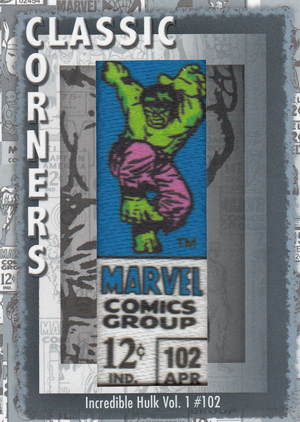2012 Upper Deck Marvel Premier Trading Cards 3