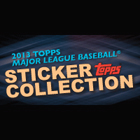 2013 Topps MLB Sticker Collection