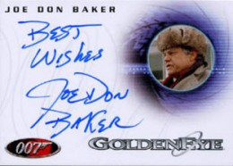 Top 10 James Bond Autographed Trading Cards 7