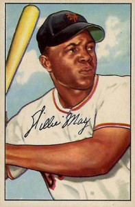 Happy Birthday to The Say Hey Kid! Top 10 Willie Mays Baseball Cards 7