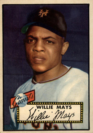 Willie Mays Rookie Cards Checklist and Buying Guide 2