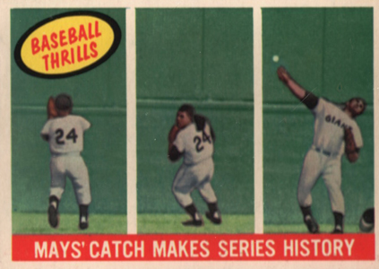 Happy Birthday to The Say Hey Kid! Top 10 Willie Mays Baseball Cards 1