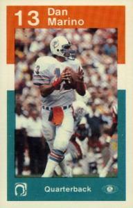Dan Marino Rookie Cards and Autograph Memorabilia Guide 3