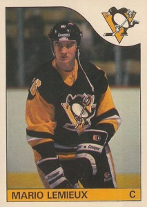 Mario Lemieux Cards and Memorabilia Guide 1