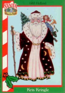 10 Christmas Trading Card Sets to Get You in the Holiday Spirit 3