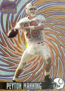 10 Best Peyton Manning Rookie Cards of All-Time 1