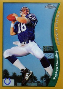 10 Best Peyton Manning Rookie Cards of All-Time 7