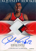 LaMarcus Aldridge Cards and Autograph Memorabilia Guide