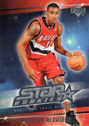 LaMarcus Aldridge Cards and Autograph Memorabilia Guide 25