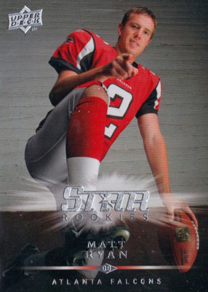Matt Ryan Cards, Rookie Cards and Autographed Memorabilia Guide 22