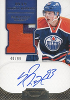 Ryan Nugent-Hopkins Rookie Cards and Autograph Memorabilia Guide