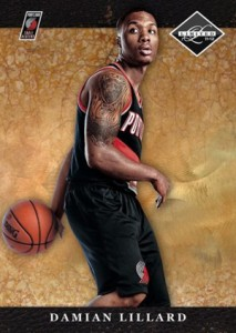 Damian Lillard Rookie Cards Checklist and Guide 30