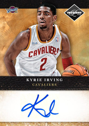 Kyrie Irving Rookie Cards Checklist and Guide 39