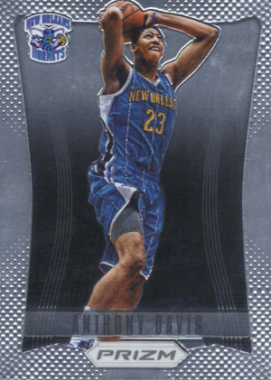 2012-13 Panini Prizm Anthony Davis RC