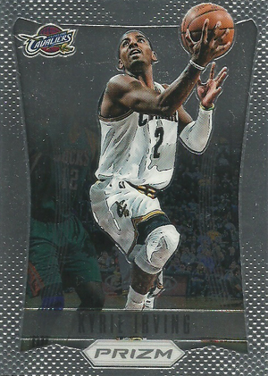 Kyrie Irving Rookie Cards and Autograph Memorabilia Guide 2