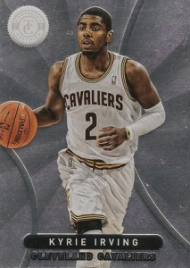2012-13 Panini Totally Certified Kyrie Irving RC