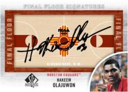 2012-13 SP Authentic Basketball Cards 7