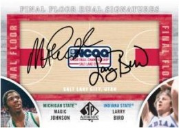 2012-13 SP Authentic Basketball Cards 8