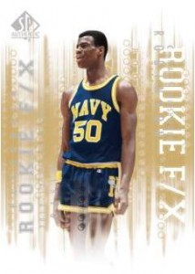 2012-13 SP Authentic Basketball Cards 4