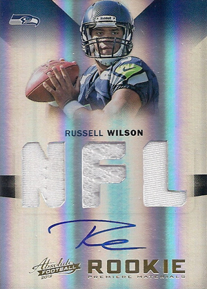 Russell Wilson Rookie Cards Checklist and Guide 1