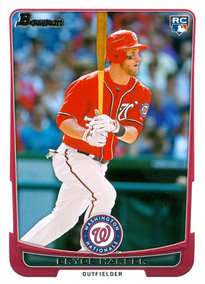 Bryce Harper Rookie Cards Checklist and Autograph Buying Guide 2