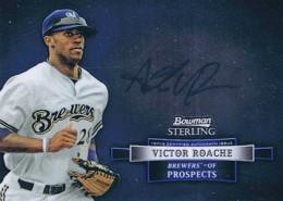 2012 Bowman Sterling Baseball Prospect Autographs Victor Roache
