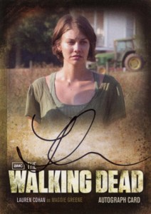 2012 Cryptozoic The Walking Dead Season 2 Autographs Guide 9