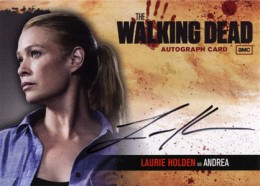 2012 Cryptozoic The Walking Dead Season 2 Autographs Guide 15