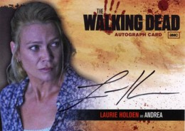 2012 Cryptozoic The Walking Dead Season 2 Autographs Guide 16