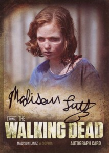 2012 Cryptozoic The Walking Dead Season 2 Autographs Guide 8