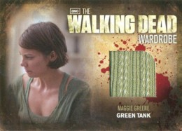2012 Cryptozoic Walking Dead Season 2 Wardrobe Costume Card Guide 10