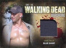 2012 Cryptozoic Walking Dead Season 2 Wardrobe Costume Card Guide 11