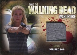 2012 Cryptozoic Walking Dead Season 2 Wardrobe Costume Card Guide 12