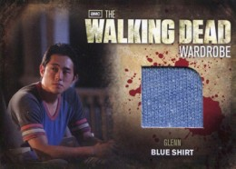 2012 Cryptozoic Walking Dead Season 2 Wardrobe Costume Card Guide 15