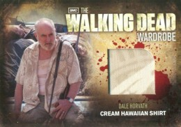 2012 Cryptozoic Walking Dead Season 2 Wardrobe Costume Card Guide 24