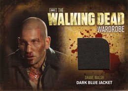 2012 Cryptozoic Walking Dead Season 2 Wardrobe Costume Card Guide 3