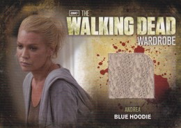 2012 Cryptozoic Walking Dead Season 2 Wardrobe Costume Card Guide 5