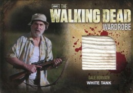 2012 Cryptozoic Walking Dead Season 2 Wardrobe Costume Card Guide 8