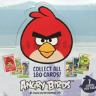 2012 E-Max Angry Birds Trading Cards